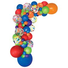 Amscan Balloon Garland Kit 24 Primary