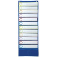 Carson Dellosa Deluxe Scheduling Pocket Chart