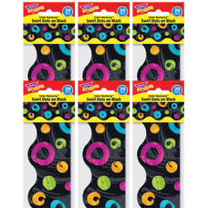 TREND Color Harmony Swirl Dots Terrific