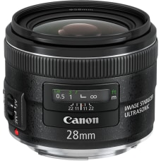 Canon 28 mm f28 Wide Angle