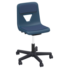 Lorell Classroom Adjustable Height Padded Mobile