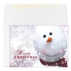 Custom Full Color Holiday Cards With