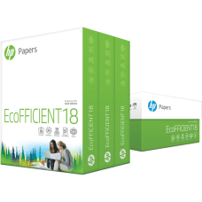 HP Papers EcoFFICIENT 85x11 Copy Multipurpose