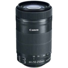 Canon 55 mm to 250 mm