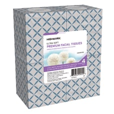 Highmark 2 Ply Facial Tissue Cube