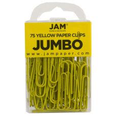 JAM Paper Paper Clips Jumbo 2