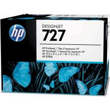 HP 727 GrayYellowCyanMagentaMatte BlackPhoto Black Printhead