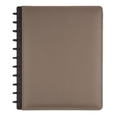 TUL Discbound Notebook Letter Size Leather