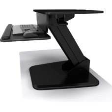 Atdec Sit to Stand Freestanding Workstation