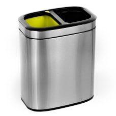 Alpine Stainless Steel Trash Can 53