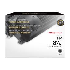 Office Depot Brand OD87XJ Remanufactured Black