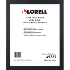 Lorell Poster Frame 16 x 20