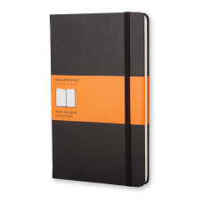 Moleskine Classic Hard Cover Notebook 5