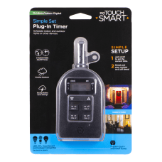 GE myTouchSmart IndoorOutdoor Simple Set Plug