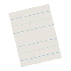 Pacon Skip A Line Ruled Newsprint