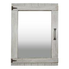 FirsTime Co Weathered Barn Rectangular Mirror