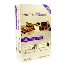 thinkTHIN High Protein Bars Variety 20g