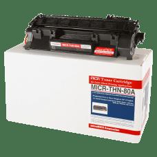 MicroMICR MICRTHN80A HP CF280A Black MICR