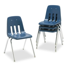 Virco 9000 Series Plastic Stack Chairs