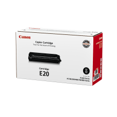 Canon E20 Black Toner Cartridge 1492A002CA