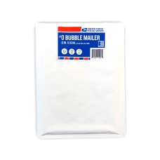 USPS Bubble Mailer Size 0 White