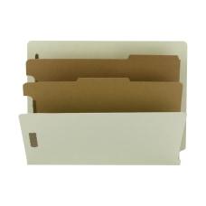 Smead End Tab Classification Folders 2