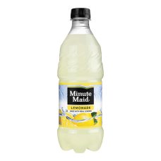Minute Maid Lemonade 20 Oz Bottle