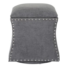Ave Six St James Swivel Ottoman