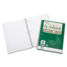 SKILCRAFT Spiral Notebook 8 12 x