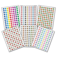 Teacher Created Resources Mini Stickers Variety