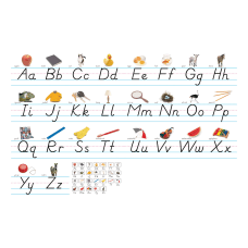 North Star Teacher Resources Alphabet Lines