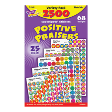 TREND Praise Stickers Pack Of 2500