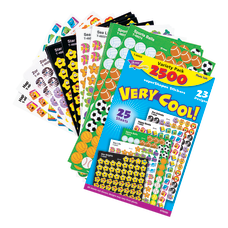 TREND Very Cool Stickers Pack Of