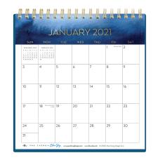 Blue Sky Yao Cheng Monthly Desk