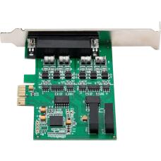 IO Crest PCI Express Serial Card