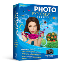 Avanquest Software Photo Explosion Deluxe 5
