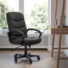 Flash Furniture Bonded LeatherSoft Mid Back