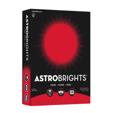 Astrobrights Color Paper 85 x 11