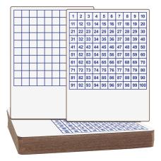 Flipside Hundreds Grid Boards 9 x