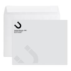 Custom 1 Color Catalog Mailing Envelopes