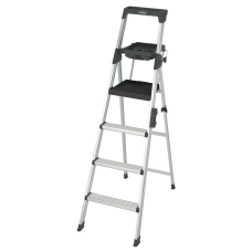 Cosco Lightweight Aluminum Folding Step Ladder