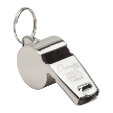 Champion Sport Heavy Weight Metal Whistle