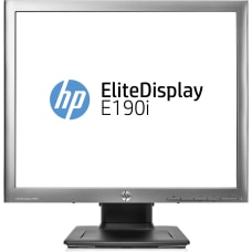 HP EliteMonitor E190i 189 LED LCD