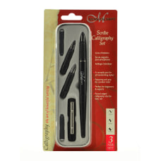 Manuscript Scribe Series Calligraphy Pen Set