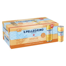 Nestl SPellegrino Essenza Flavored Mineral Water