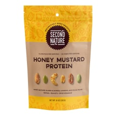 Second Nature Protein Nut Mix Honey