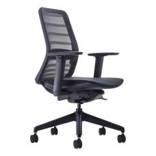 Koplus Tonique Mesh Task Chair Black