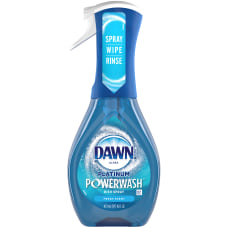 Dawn Platinum Powerwash Dish Spray Fresh
