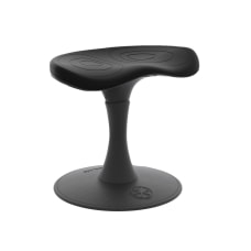 Safco Fidget Active Stool 14 Black