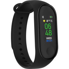 Naxa LifeForce Smart Watch with Bluetooth